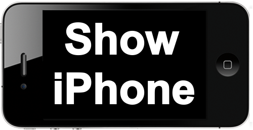 Show iPhone/iPod